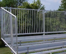 picket guardrails